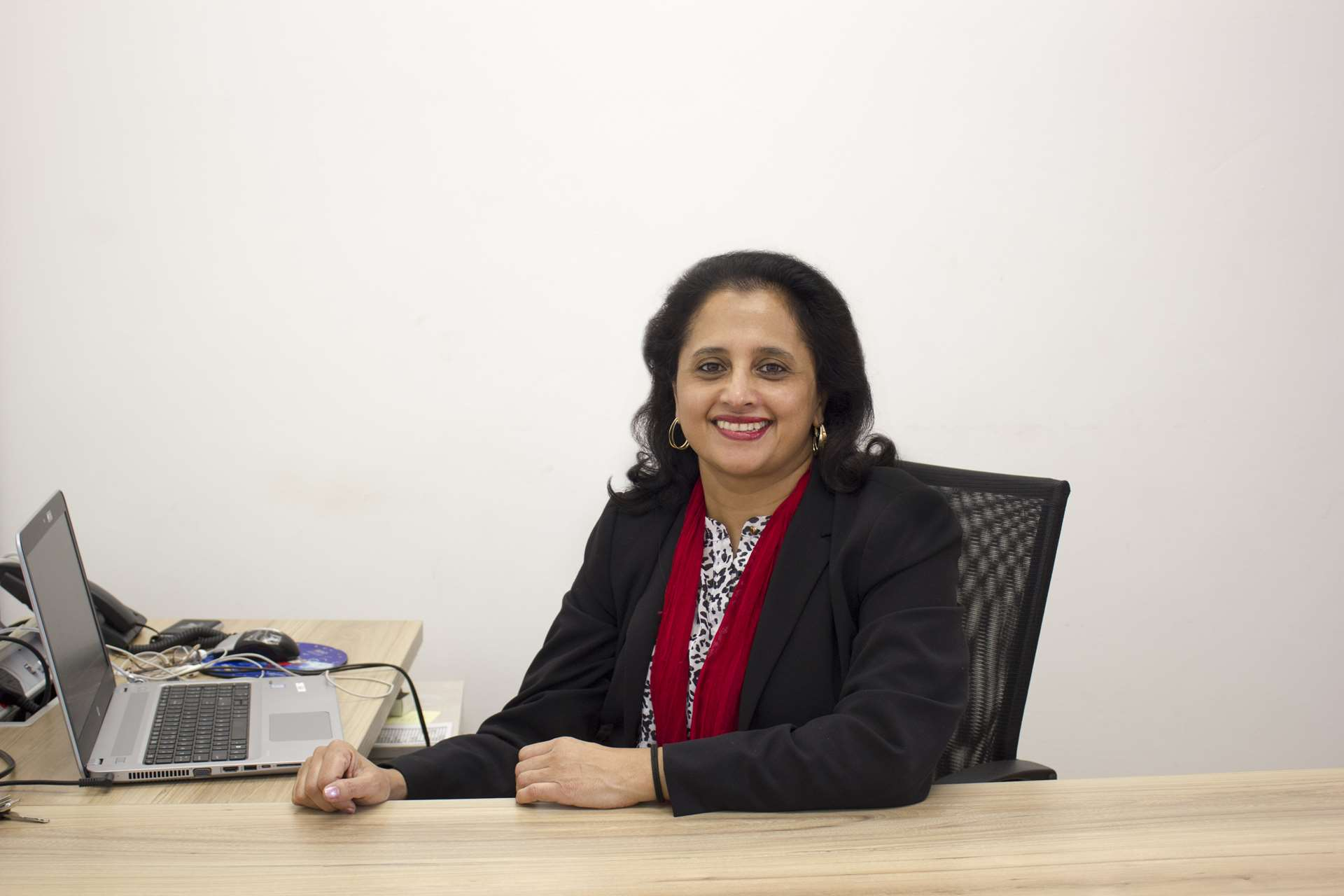 Marsha Thurairatnam, Associate Director, Business Advisory Services