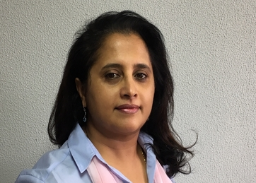Marsha Thurairatnam, Associate Director -Business Advisory Services